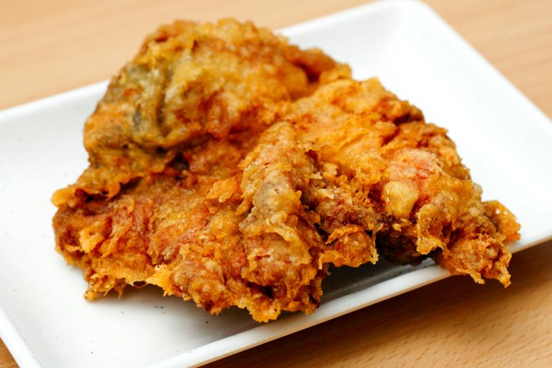 Kodawari Menya Chicken Tempura