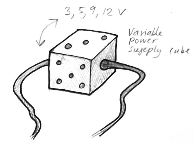 Variable Power Dice
