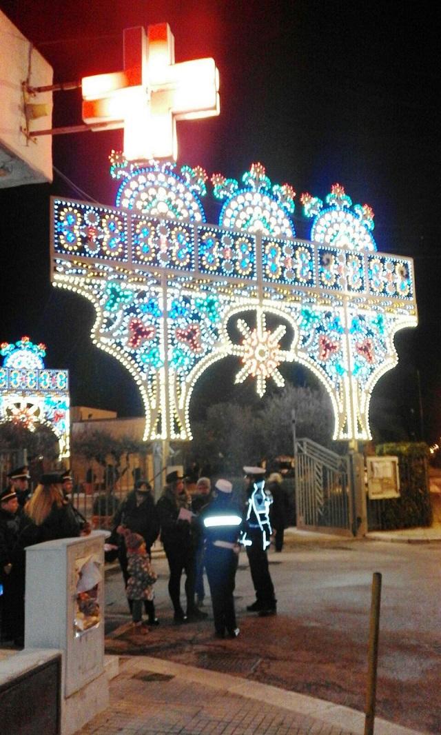 Noicattaro. Festa Madonna di Lourdes intero