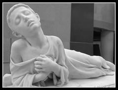 Alexandre Falguière : Tarcisius, martyr chrétien
