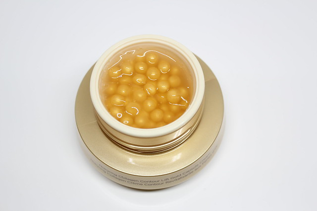 The Face Shop Nokyong Collagen Contour Lift Gold Capsule Cream