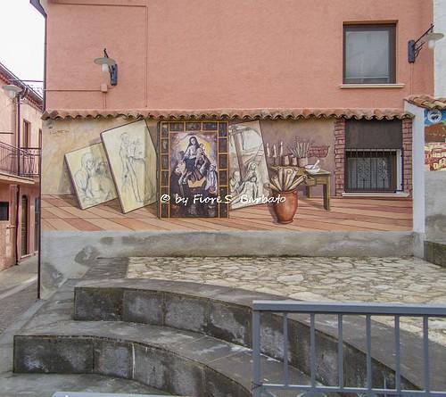 Satriano di Lucania (PZ), 2016.