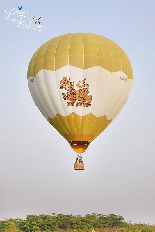 singha park international hot air balloon singha single