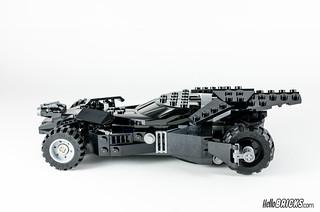REVIEW LEGO 76045 DC Comics Batman Kryptonite Interception 25