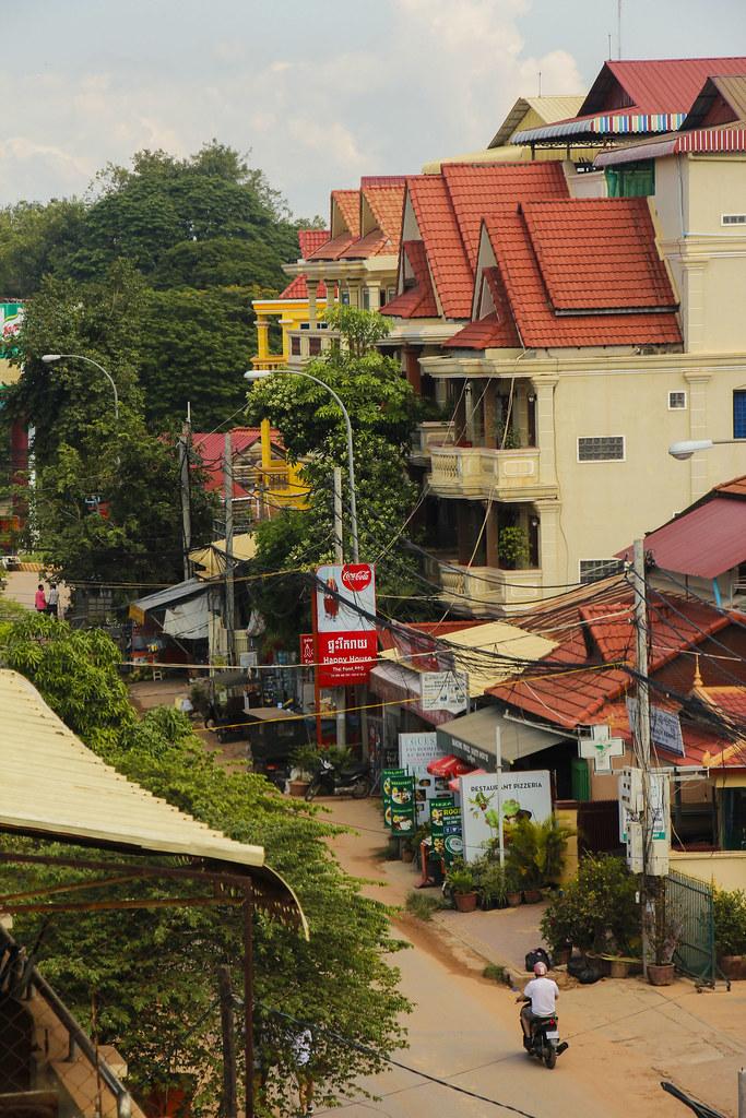 Seværdigheder i Cambodja