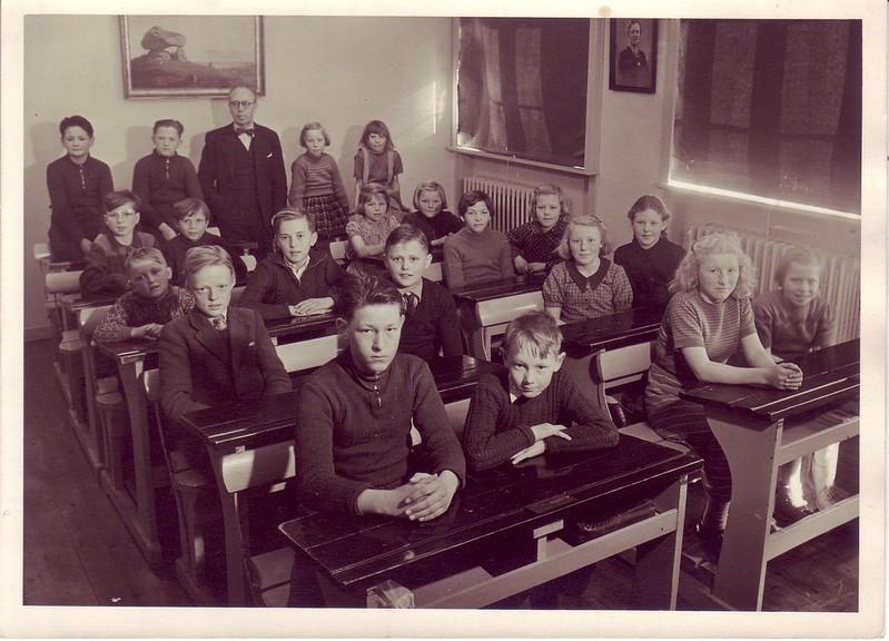 Klassebillede Vemmetofte skole