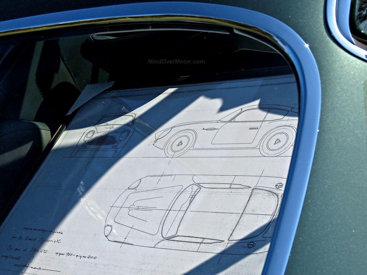 Aston Martin DB4 GT Zagato Amelia Island 11