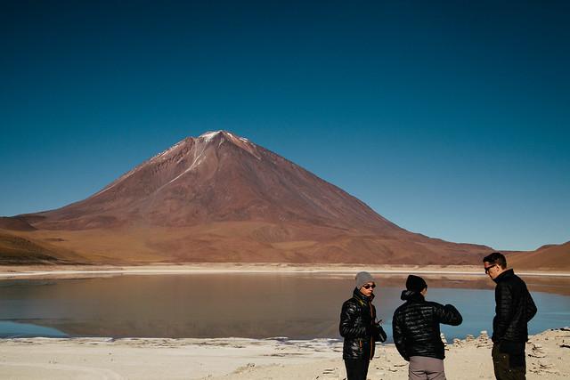 Licancahur Volcano