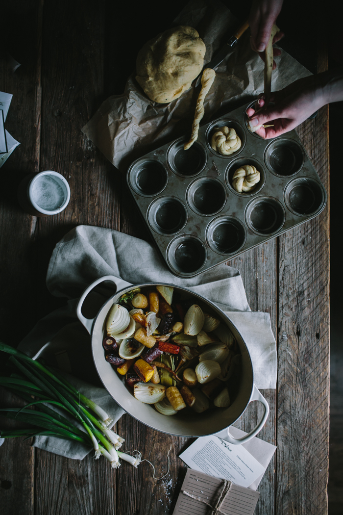 Scratch Session | Stocks & Bone Broth by Eva Kosmas Flores | Adventures in Cooking