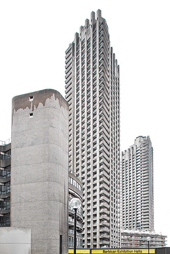 Barbican Estate, London