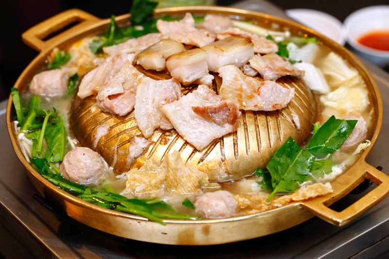 Mookata Thai Steamboat BBQ