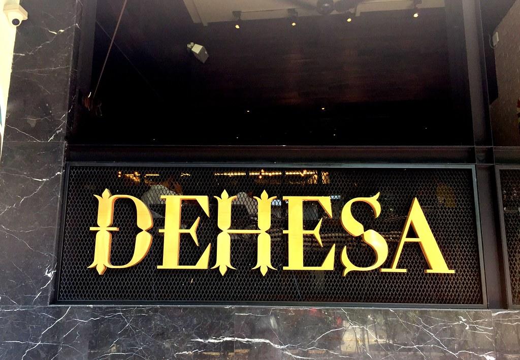 德赫萨的标志