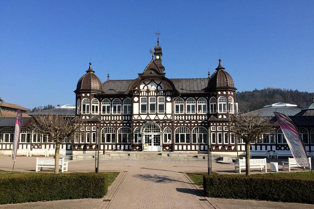 Bad Salzungen Hotel Hufeland