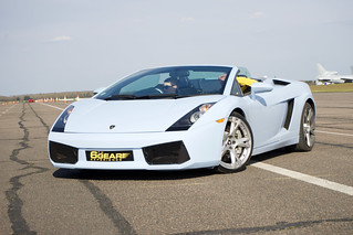 Eldest drove a Lamborghini!