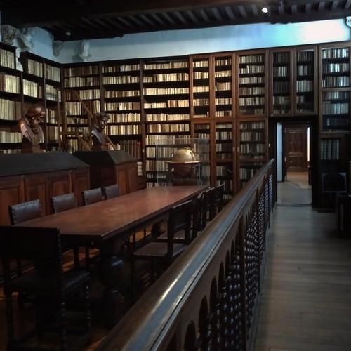 Plantin-Moretus Museum, Antwerp.