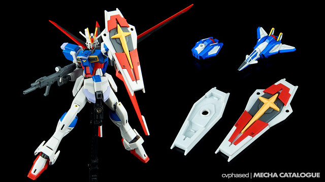 HGCE Force Impulse Gundam - Updates