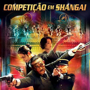 Competição em Shangai