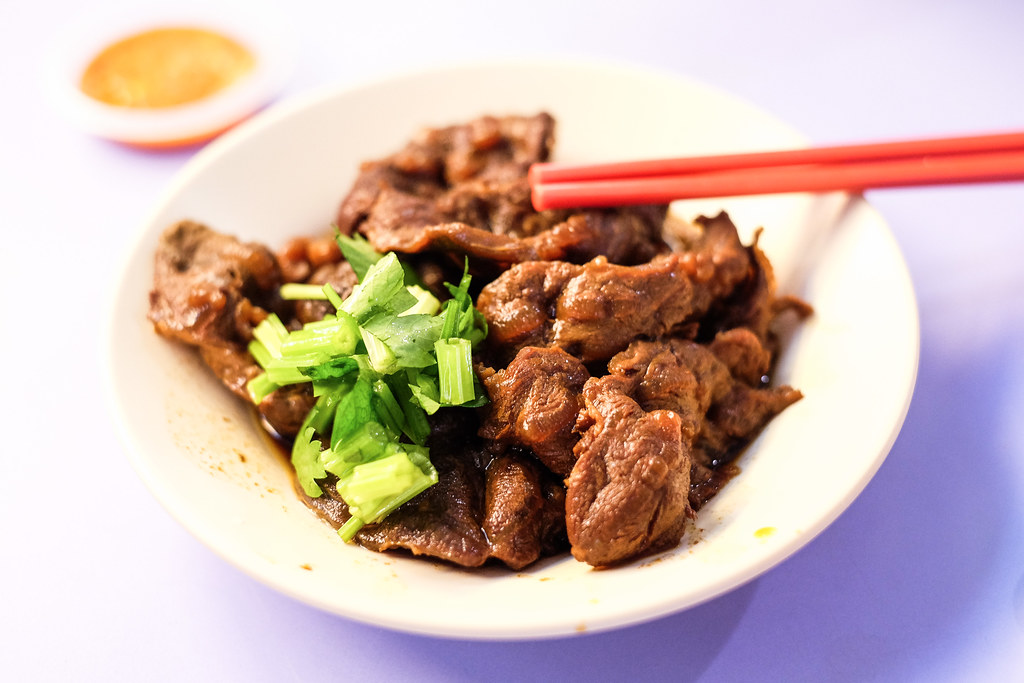 J & J Special Beef Noodle: Wagyu Beef Rice without the rice