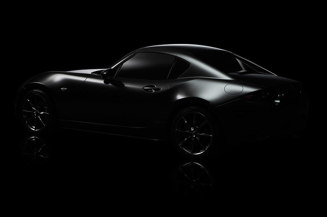 2017-Mazda-MX-5-Miata-RF-rear-side-view-in-dark