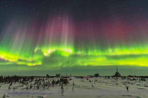 Superb Aurora of March 14, 2016 #3