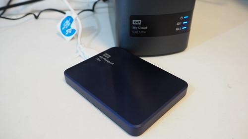 USB 3.0 ด้านหลัง เอาไว้ต่อ External HDD