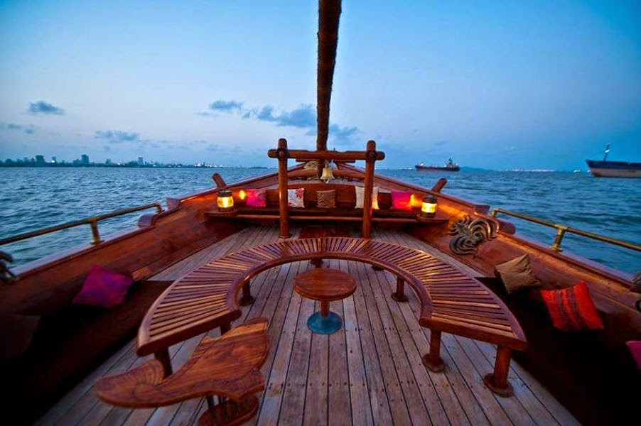 Yacht Party In Mumbai From Gobananas India