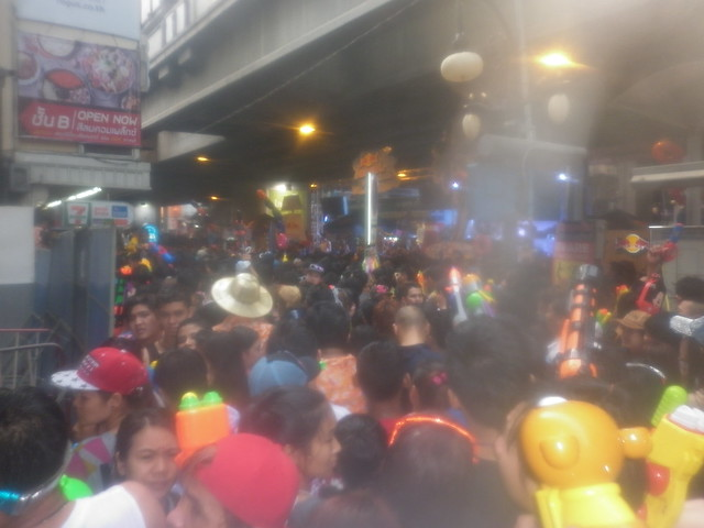 Songkran Bangkok Silom 5