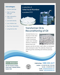 Activated Alumina For Oil Filteration