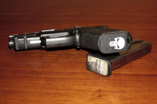 Pistol Mag Skins