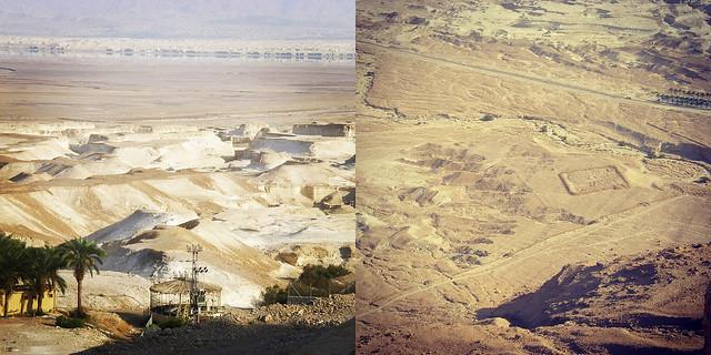 Views from Masada