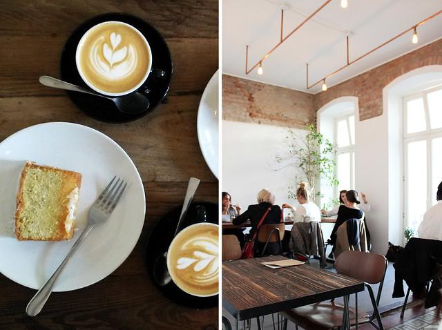 Kaffeeklatsch: Distrikt Coffee (Berlin)