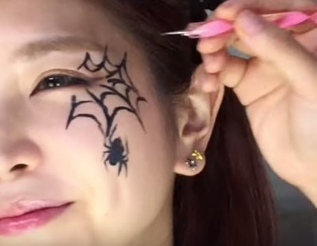 halloween-makeup-spider04
