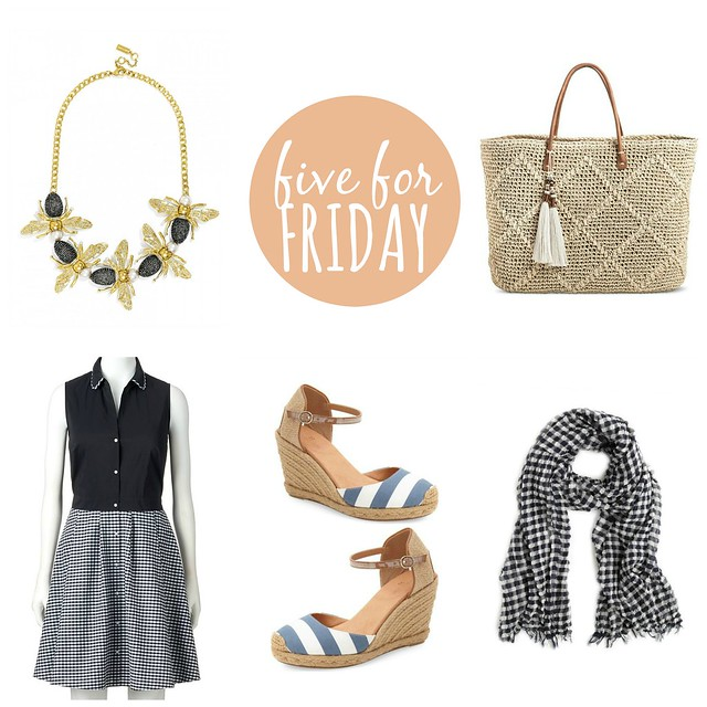 five for friday, spring day | Style On Target
