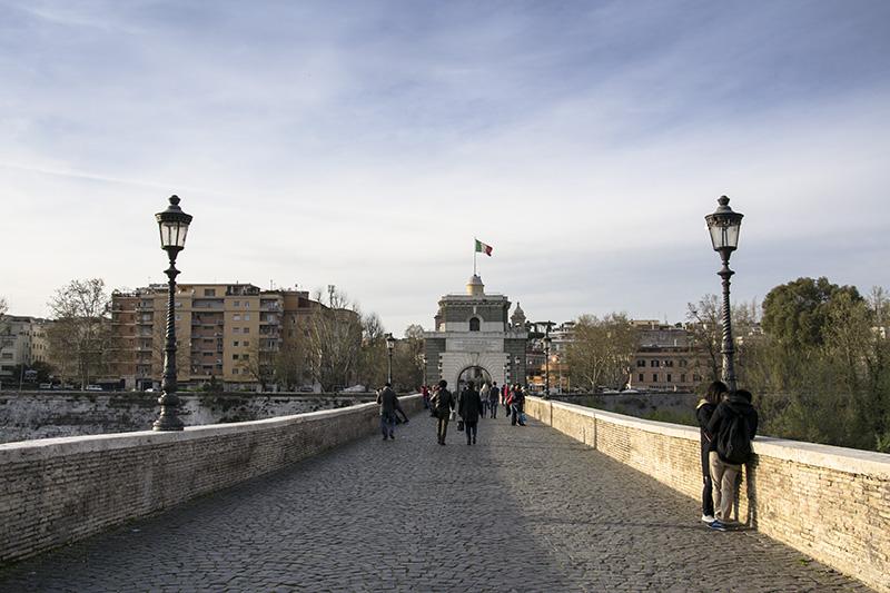 Rome Ponte Milvio