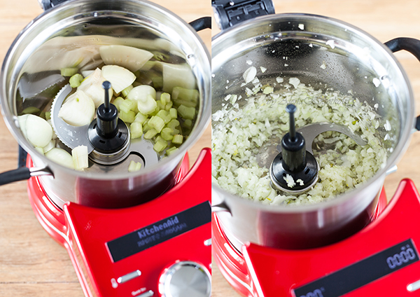 Making Soup in a Processor KitchenAid