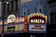 The Rialto, Downtown LA