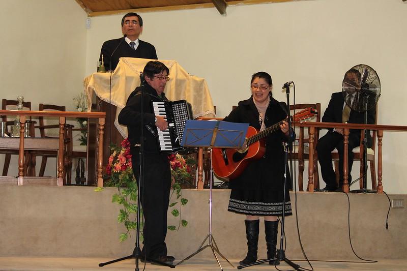 Semana Aniversario Hualpén: Visita Presidente Bulnes