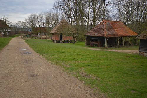 Wagon Shed and Granary
