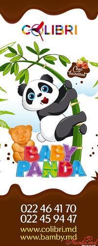 COLIBRI > Медвежонок панда родом из COLIBRI.