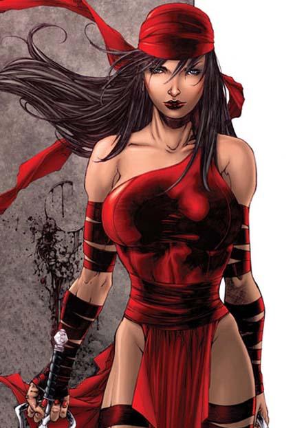 Elektra - Comics - 1