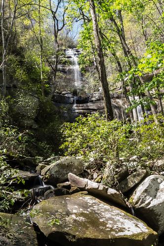 Pinnacle Mountain Falls - 1
