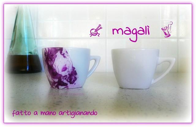 tazze marmorizzate