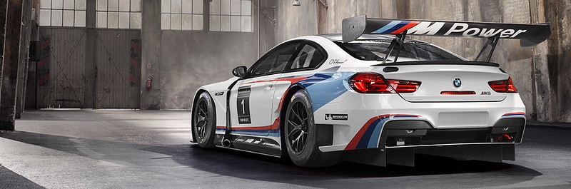BMW M6 GT3 for RaceRoom