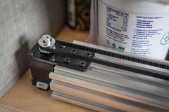 Moco camera slider