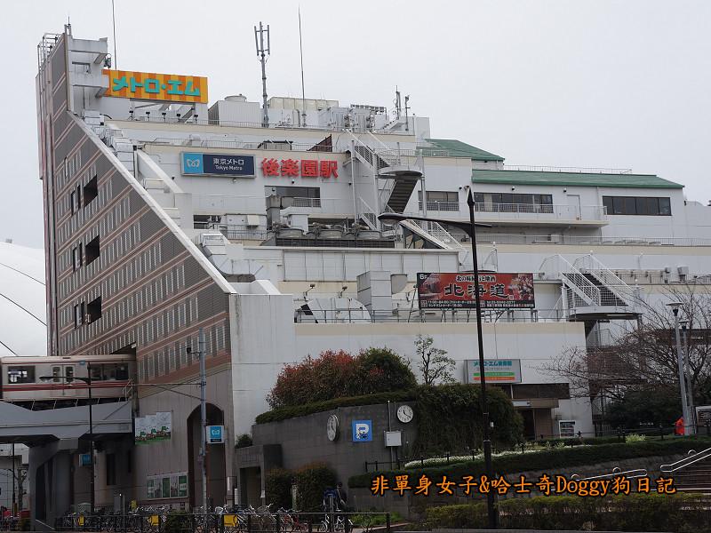 日本自由行小石川後樂園&東京巨蛋城01