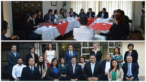 Reafirman cooperación regional Tapachula – Quetzaltenango