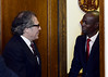 Secretary General Meets with Haitian Presidential Candidate Jovenel Moïse