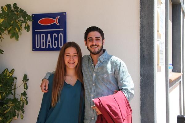 Visita a Ubago