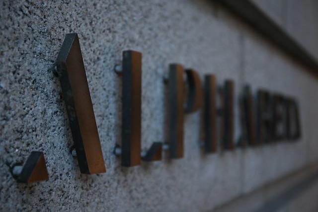 Header of Alphabeta