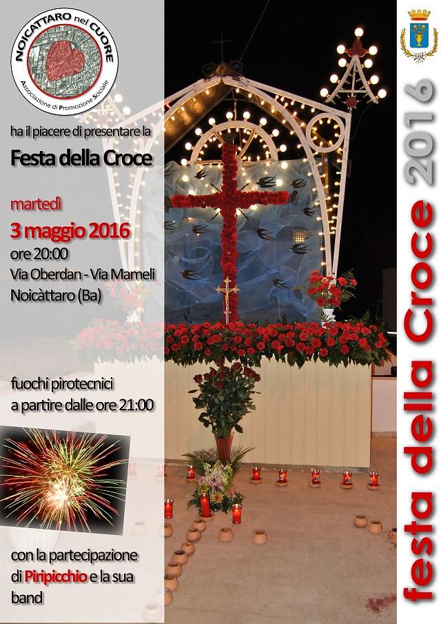 Noicattaro. Festa della Croce 2016 intero